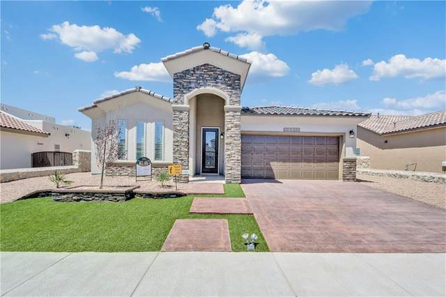 1701 Bull Ring Street, El Paso, TX 79928 (MLS #839445) :: Preferred Closing Specialists