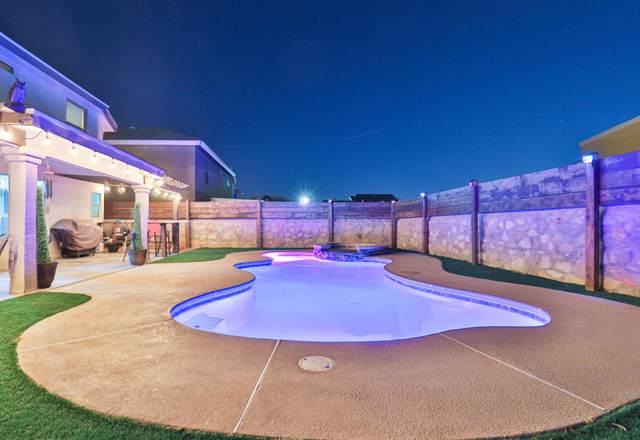 1341 Dominic Anakin Drive, El Paso, TX 79928 (MLS #839446) :: The Purple House Real Estate Group