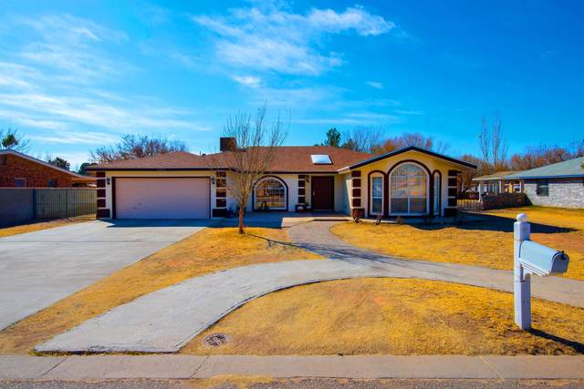 6043 Sorrel Drive, El Paso, TX 79932 (MLS #839453) :: Preferred Closing Specialists
