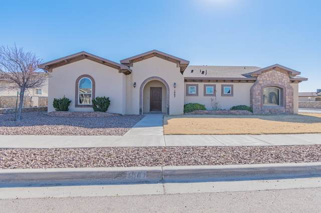 1062 Chris Forbes Circle, Socorro, TX 79927 (MLS #839456) :: Summus Realty