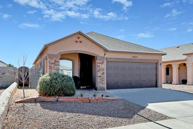 14668 Ava Leigh, El Paso, TX 79938 (MLS #839459) :: The Purple House Real Estate Group