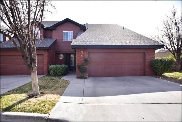 44 Stratford Hall Circle, El Paso, TX 79912 (MLS #839460) :: Preferred Closing Specialists
