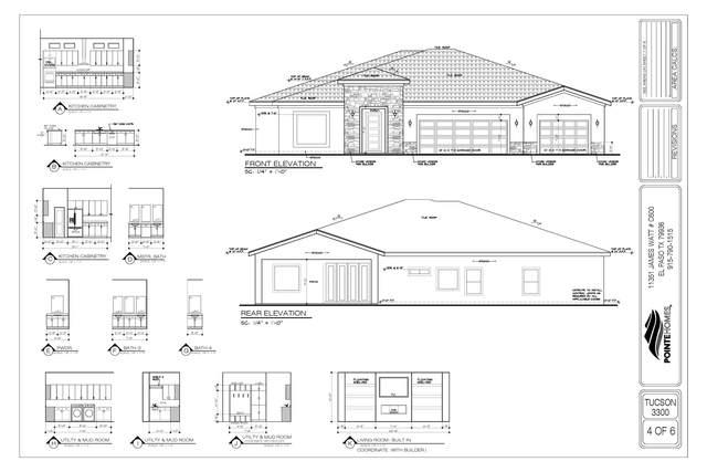 604 Bir Court, El Paso, TX 79932 (MLS #839461) :: Summus Realty