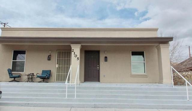2105 Portland Avenue A  & B, El Paso, TX 79930 (MLS #839464) :: The Purple House Real Estate Group