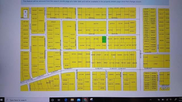 0000 Horton Avenue, Horizon City, TX 79928 (MLS #839467) :: The Purple House Real Estate Group