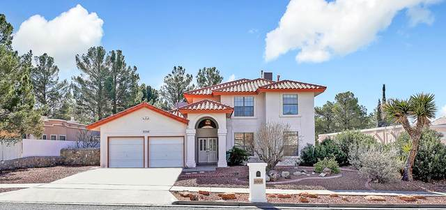 6568 Brisa Del Mar Drive, El Paso, TX 79912 (MLS #839469) :: Preferred Closing Specialists