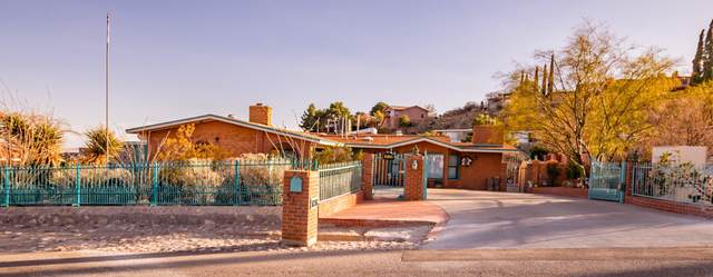 3128 Titanic Avenue, El Paso, TX 79904 (MLS #839474) :: Preferred Closing Specialists