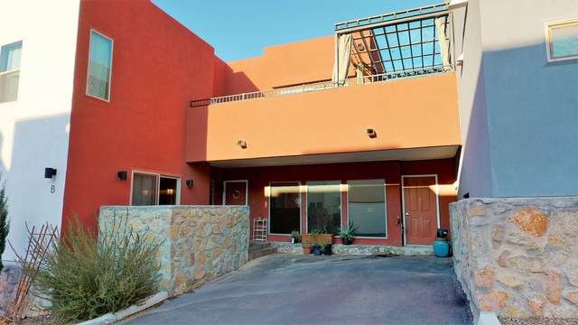 4004 Camelot Heights Drive B, El Paso, TX 79912 (MLS #839476) :: The Purple House Real Estate Group