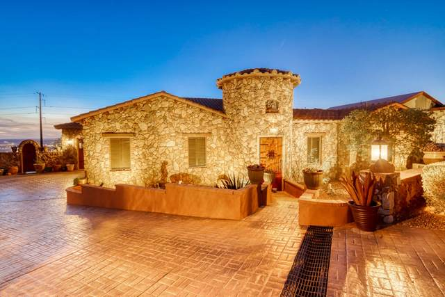 400 Lechuguilla Court, El Paso, TX 79912 (MLS #839485) :: The Purple House Real Estate Group