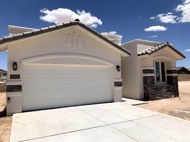 14500 Adrian Chavez Drive, El Paso, TX 79938 (MLS #839491) :: The Purple House Real Estate Group