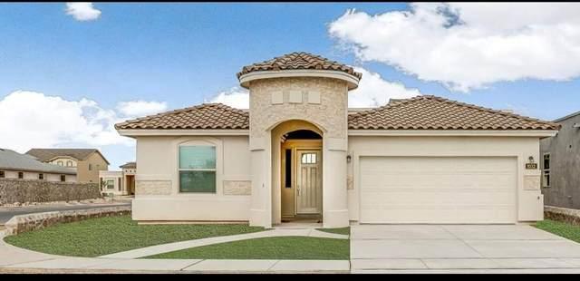 12817 Hidden Edge, El Paso, TX 79928 (MLS #839504) :: Summus Realty