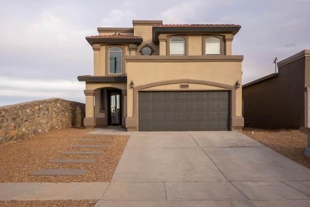2214 Hannah Leigh Street, El Paso, TX 79938 (MLS #839507) :: The Purple House Real Estate Group