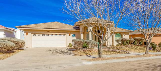 3825 Tierra Lisboa Lane, El Paso, TX 79938 (MLS #839514) :: Preferred Closing Specialists