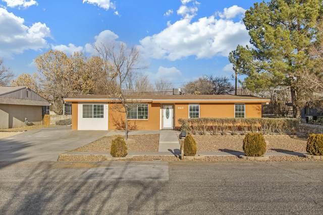 4612 Swan Drive, El Paso, TX 79922 (MLS #839517) :: The Purple House Real Estate Group