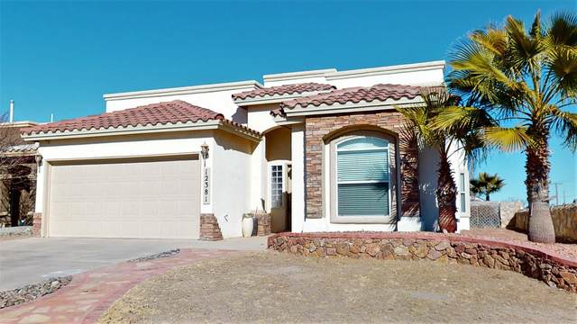 12381 Tierra Inca Drive, El Paso, TX 79938 (MLS #839518) :: Preferred Closing Specialists
