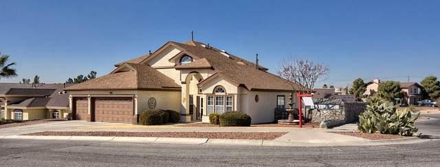 13007 Primrose Lane, Horizon City, TX 79928 (MLS #839519) :: Preferred Closing Specialists