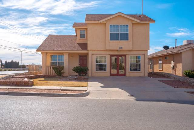 5760 David M Brown Court, El Paso, TX 79934 (MLS #839525) :: Preferred Closing Specialists