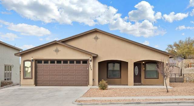 7209 Camino Del Sol, El Paso, TX 79911 (MLS #839529) :: Preferred Closing Specialists