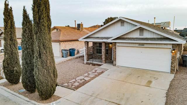12242 Via Granada Drive, El Paso, TX 79936 (MLS #839537) :: Preferred Closing Specialists