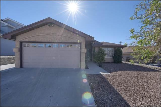 7628 Windcrest Drive, El Paso, TX 79912 (MLS #839541) :: The Purple House Real Estate Group