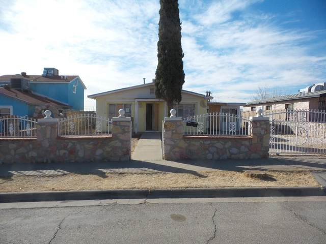 6126 Gila Road, El Paso, TX 79905 (MLS #839546) :: Preferred Closing Specialists