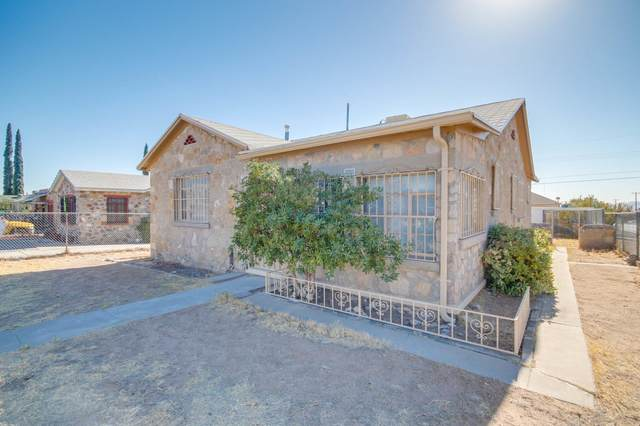 3000 Nations Avenue, El Paso, TX 79930 (MLS #839551) :: The Purple House Real Estate Group