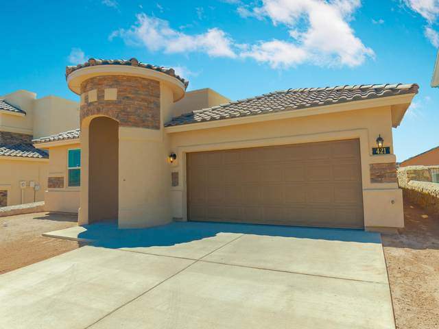 12768 Indian Canyon Drive, Horizon City, TX 79928 (MLS #839559) :: The Purple House Real Estate Group