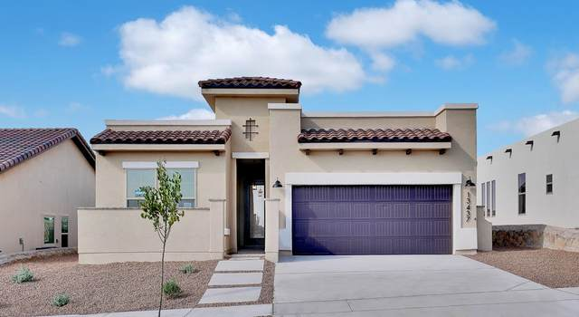 313 Emerald Rise Drive, El Paso, TX 79928 (MLS #839562) :: Preferred Closing Specialists