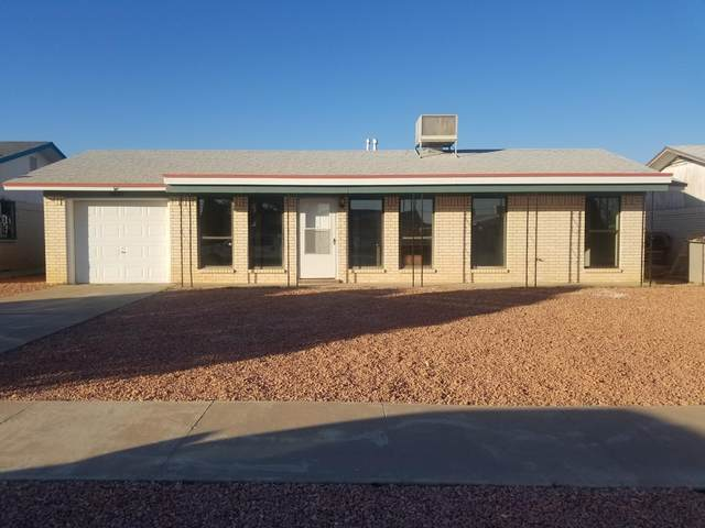 5641 Van Horn Drive, El Paso, TX 79924 (MLS #839570) :: Preferred Closing Specialists
