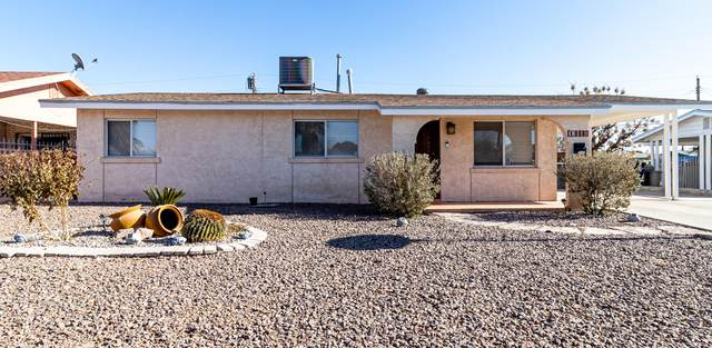 154 Durrill Road, El Paso, TX 79915 (MLS #839574) :: The Purple House Real Estate Group