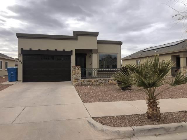 803 Villas Del Este, Socorro, TX 79927 (MLS #839578) :: Preferred Closing Specialists