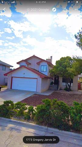 1764 Gregory Jarvis Drive, El Paso, TX 79936 (MLS #839586) :: Preferred Closing Specialists