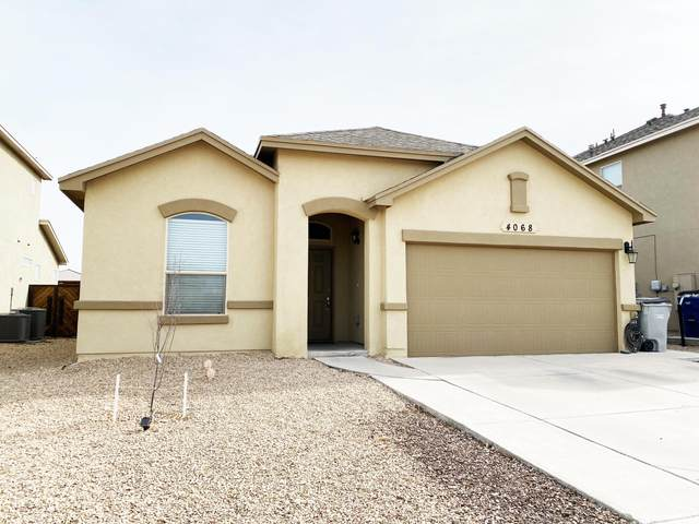 4068 Loma Dante, El Paso, TX 79938 (MLS #839594) :: The Purple House Real Estate Group