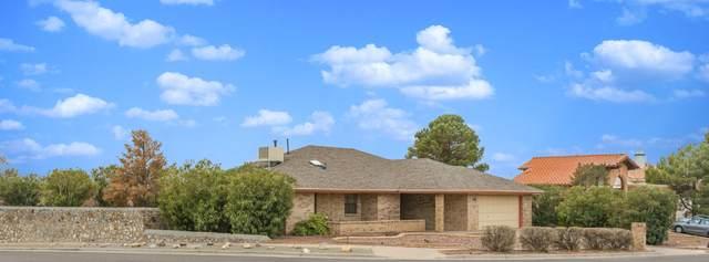 7100 San Marino Drive, El Paso, TX 79912 (MLS #839610) :: Preferred Closing Specialists