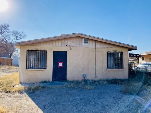 432 Rachel Drive, Socorro, TX 79927 (MLS #839611) :: Jackie Stevens Real Estate Group brokered by eXp Realty