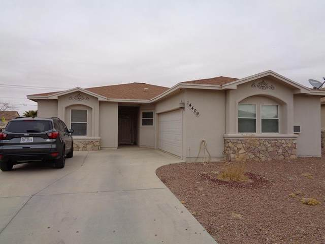 14409 Lacota Point Drive, El Paso, TX 79938 (MLS #839615) :: Preferred Closing Specialists