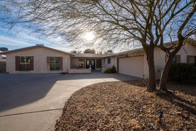 11008 Gary Player Drive, El Paso, TX 79935 (MLS #839616) :: Preferred Closing Specialists