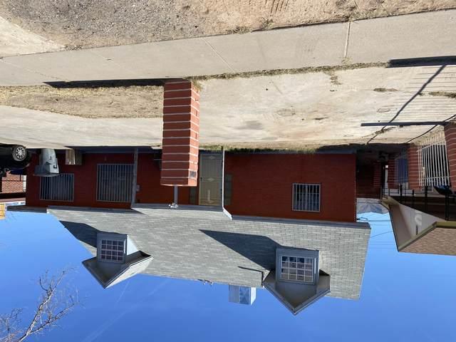 8515 Mount Ranier Drive, El Paso, TX 79904 (MLS #839617) :: The Purple House Real Estate Group