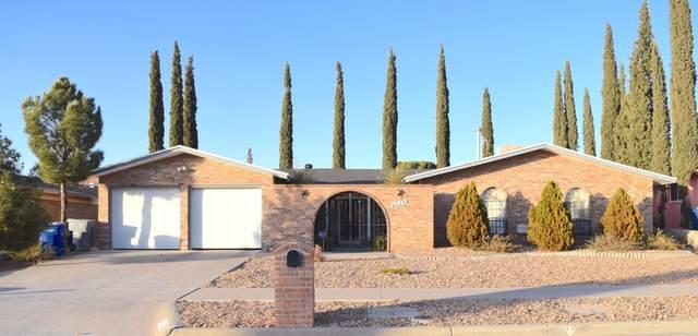 6929 Orizaba Avenue, El Paso, TX 79912 (MLS #839620) :: Preferred Closing Specialists