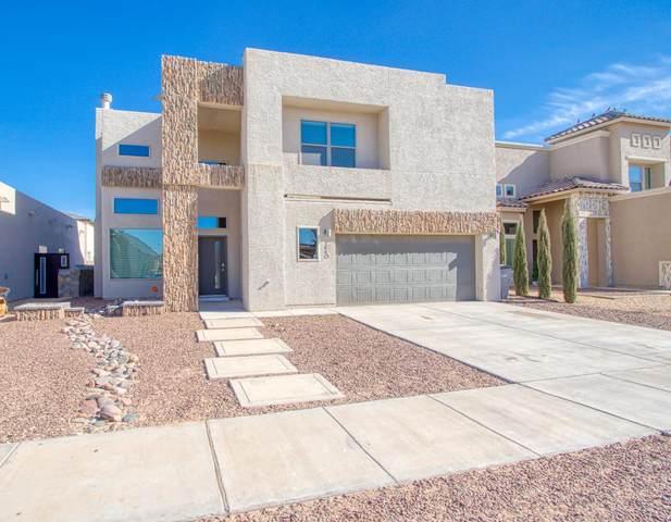 1440 Melania Martinez, El Paso, TX 79928 (MLS #839623) :: The Purple House Real Estate Group