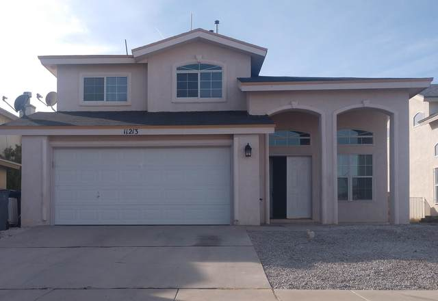 11213 William Mccool Street, El Paso, TX 79924 (MLS #839624) :: Preferred Closing Specialists