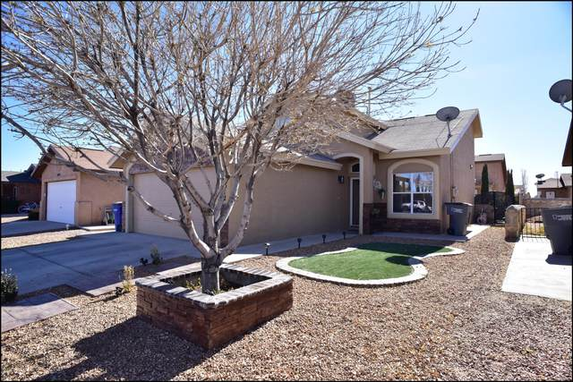 14012 Tierra Venado Drive, El Paso, TX 79938 (MLS #839626) :: Preferred Closing Specialists