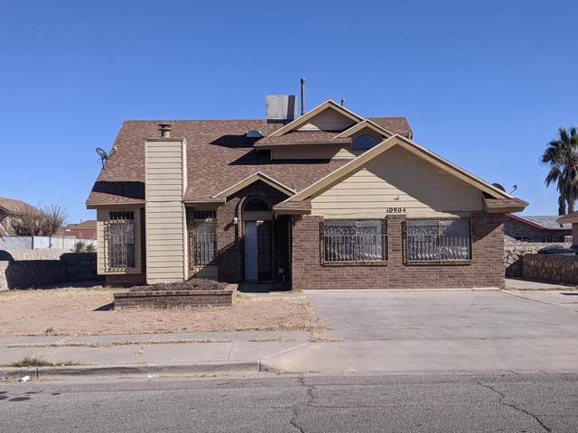 10904 Whitey Ford Street, El Paso, TX 79934 (MLS #839633) :: The Purple House Real Estate Group