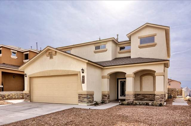 7644 Wolf Creek Drive, El Paso, TX 79911 (MLS #839643) :: The Purple House Real Estate Group