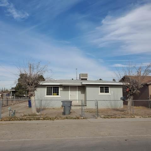 8055 Algerita Court, El Paso, TX 79915 (MLS #839648) :: Jackie Stevens Real Estate Group brokered by eXp Realty
