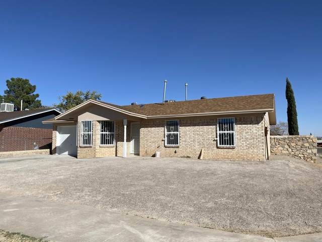 10740 Eagle Pass Lane, El Paso, TX 79924 (MLS #839649) :: Preferred Closing Specialists
