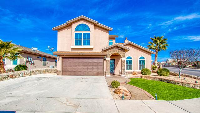 13363 Emerald Hills Street, El Paso, TX 79928 (MLS #839653) :: The Purple House Real Estate Group