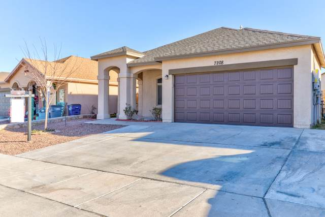 7208 Dust Storm Lane, El Paso, TX 79934 (MLS #839655) :: Preferred Closing Specialists