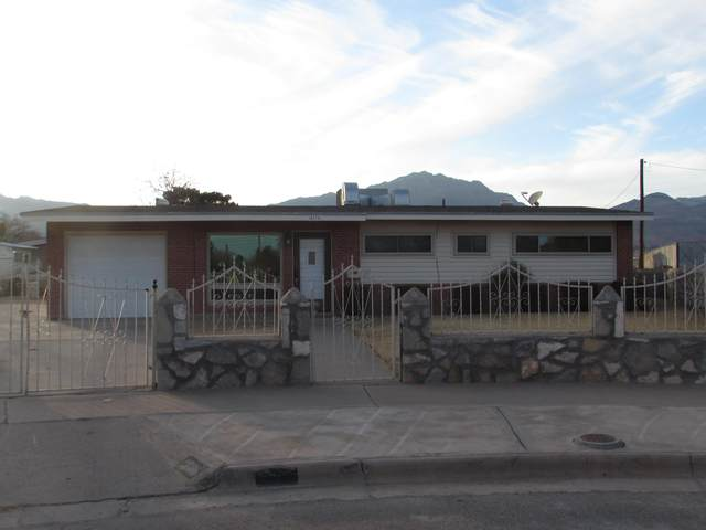 4936 Meade Court, El Paso, TX 79904 (MLS #839660) :: Preferred Closing Specialists