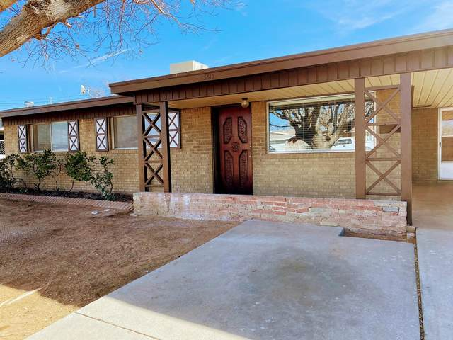 5510 Raymond Telles Dr Drive, El Paso, TX 79924 (MLS #839662) :: Preferred Closing Specialists